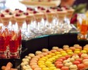 【11/1 ~ 12/17 平日午餐】特制糕点师!圣诞甜点自助餐