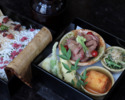 【Special Online Plan】Aman Tokyo Original Bento Box with a glass of Champagne