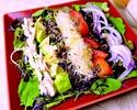 【スペシャルランチプラン】季節の味覚を楽しむ♪ハワイアン前菜~トップサーロインステーキ、特製パスタ、更に選べるアサイーボウルのついたご褒美ランチプラン 全7品