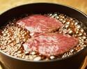 Matsusaka Beef fillet Sukiyaki course