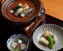 京風会席料理『明石~あかし~』 27,500円(税込)