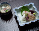 """[Lunch only] Kyoto-style Kaiseki ''Yokohue"""" 13,200JPY"""