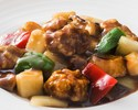Sweet and Sour Pork (M size)