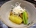 "[Lunch only]Kyoto-style Kaiseki ""Fujibakama"" 10,000JPY (Over 10 People)"