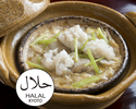 [Lunch only]Halal Kaiseki Course 11,000JPY (Over 10 People)