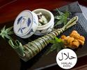 وجبة مسلم-فريندلي كايسكي 16500 ين ياباني أكثر من 10 أشخاص
