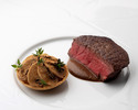 "Lunch Course Menu ""Fleur"" <Online Booking Special Offer>"