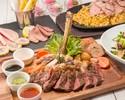 <日~木曜割引>【期間限定アニバーサリー肉極みコース】お祝い・記念日プラン