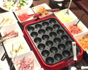 【赤坂限定★個室で手作り!たこ焼き食べ放題パック】フリータイム可能♪