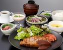 비후카쯔 점심