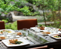 【Weekday Lunch】Lunch Set with a glass of Sparkling wine, Salad buffet, Dessert