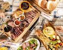 【2月9日から】肉で宴会パーティーコース 飲み放題付き 4名様以上
