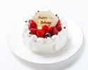 生デコレーションケーキ 5号