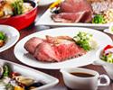 ●【Online Reservation Exclusive】Weekdays Lunch Buffet w/ 1 drink 13:45- 3,100 yen