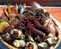 Limited to March-April (for 2 persons) -Luxurious Course Menu with Ise-ebi Spiny Lobster AND Abalone