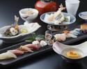 Sushi ¥ 9500 Dinner