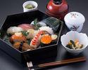 【個室】寿司膳 3,080円(税サ込)