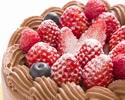 角型チョコレートケーキ・・・27cm(15~18名様)