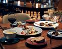 【Dinner Course】秋の味覚を堪能 和牛含むWメインの贅沢ディナーコース全6品