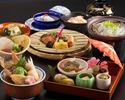 【個室】4月のおすすめ会席料理「 卯月会席 」 6,600円(税サ込)
