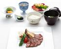 [Teppanyaki lunch] Steak A course