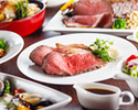 ●【Limited Number of Seat Offer】Weekdays Lunch  Buffet w/ 1 Soft Drink 11:30- 3,700 yen