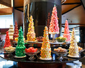 ●【Limited Number of Seat Offer】SAT,SUN,Holiday Lunch Buffet w/ 1 Soft Drink 13:30- 4,400 yen