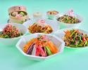 【平日限定】夏の特選麺フェア