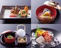 料理長おまかせ 懐石コース 20,000円