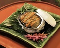 Chef's choice kaiseki course 25,000 yen