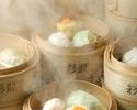 Dim Sum lunch - authentic Hong Kong dim sum nurses [popular among women] Jikiden ~