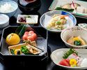 Japanese cuisine 7500 yen lunch