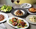 【ディナーコース】ちょっとした記念日やいつものデートにどうぞ!料理全4皿