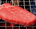 【松阪牛ヒレ】牛たん炭火焼と松阪牛炭火あみ焼コース
