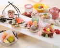 兼六園の春を極上個室で過ごす 至福のコース12,000円