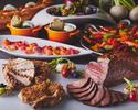 【8月】黒毛和牛ステーキやスイーツが食べ放題★120種類ディナービュッフェ