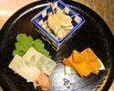 【一日3組様限定】お昼のミニコース『東山点心』 5,500円(税込)