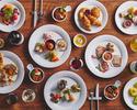 ステーキやスイーツも食べ放題★100種類 ランチブッフェ(シニア)