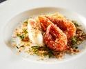 【GW限定×個室無料】魚介や焼そば,海老料理など全7品!フリードリンク付き個室プラン