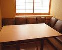 【3~4名様用 テーブル席】おまかせコース