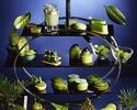 ● (6/1~)【Online Booking Exclusive】Afternoon tea set -Matcha-(Weekdays)