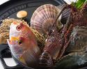 【Dinner course】Suruga Bay special course ¥ 8,800