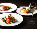 ● 【Online Booking Exclusive】 Alice (Dinner course + 2 kinds free flow)