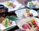 【太平洋会席】炭火焼 鰹のたたきとうつぼたたきなど自慢料理に舌鼓