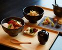 Aman Tokyo GOZEN, your choice of set Gozen meal