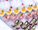 Dessert buffet Lunch