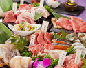 〈120分間限定〉 和牛セレクション&ブランド肉の食べ比べおかわりプラン 大人