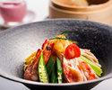 ●Chilled Chinese noodle