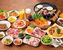 【夜】120分食べ飲み放題プラン・スタンダードプラン(未就学児)