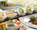 ALL ★ STAR 【Buffet and half pasta and main dish set】 ¥ 4,000